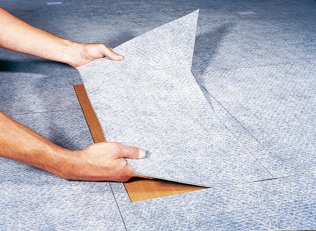 thumbnail: Kit System PRE-CUT AND PRE-WELDED FLOORING